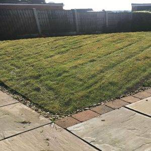 scarifying before lawntec mansfield